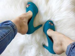 Что делать если обувь маленькая?