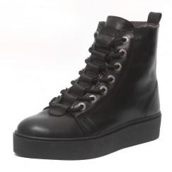 Ботинки женские кожаные 7470