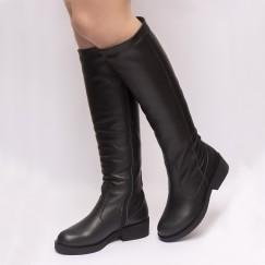 Сапоги кожаные классические 864-30