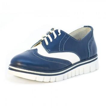Туфли кожаные 7936