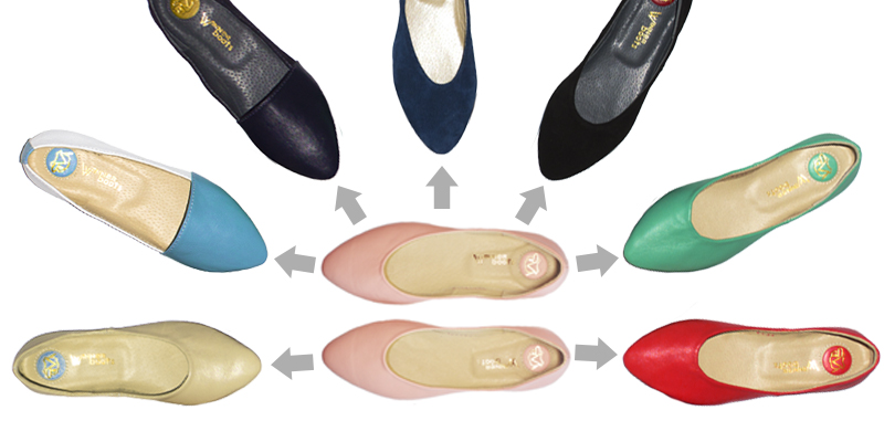 индивидуальный пошив женской обуви